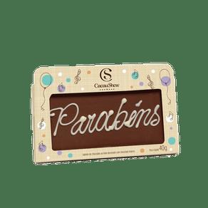 Chocolate-parabens