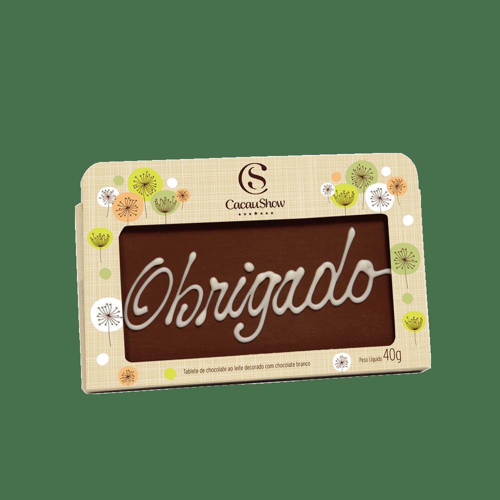 CHOCOARTEOBRIGADO40G