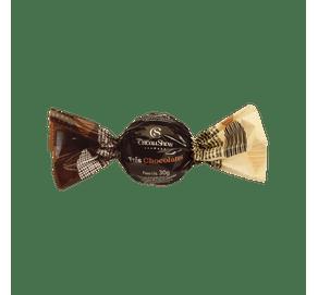 Trufa-treschocolate