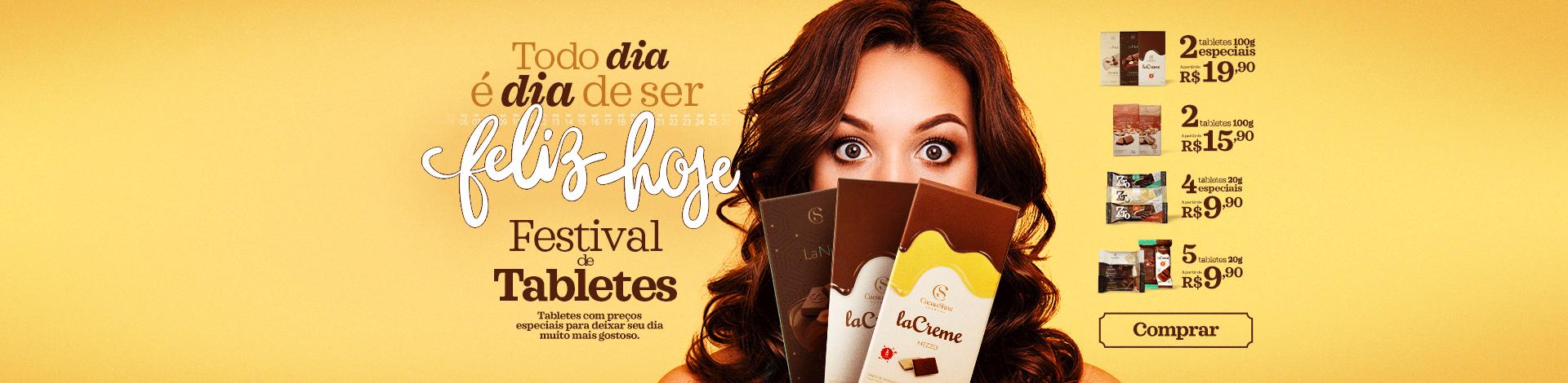 Festival de tabletes